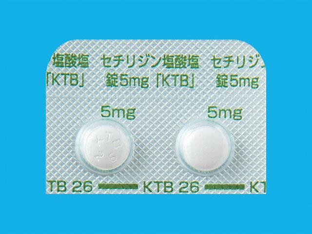 塩酸 塩 セチリジン